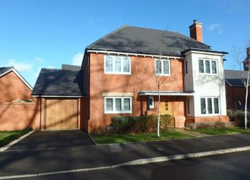 Thumbnail 4 bed detached house for sale in Glanville Way, Epsom