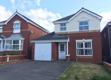 Thumbnail 3 bed detached house for sale in Cwrt Pen-Y-Twyn, Dukestown, Tredegar