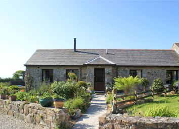 Thumbnail 3 bedroom terraced bungalow for sale in Ludgvan, Penzance