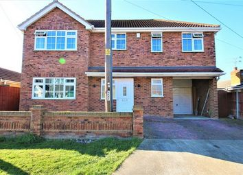 Thumbnail 3 bed detached house for sale in Roosevel Avenue, Canvey Island, Essex