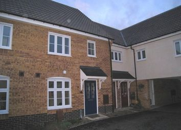 Thumbnail 3 bed terraced house to rent in Beechan Drive, King's Lynn