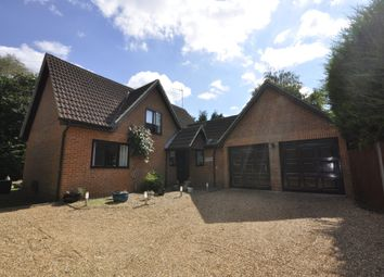 Thumbnail 3 bed detached house to rent in Thursley Road, Elstead, Godalming
