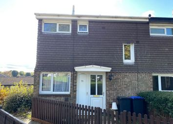 Thumbnail 2 bed end terrace house for sale in Flaxwell Court, Standens Barn, Northampton
