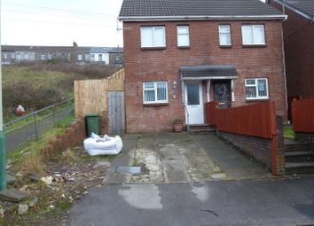 Thumbnail 3 bed property to rent in Stanley Street, Senghenydd, Caerphilly
