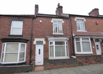 Thumbnail 2 bedroom terraced house for sale in Moston Street, Birches Head, Stoke-On-Trent