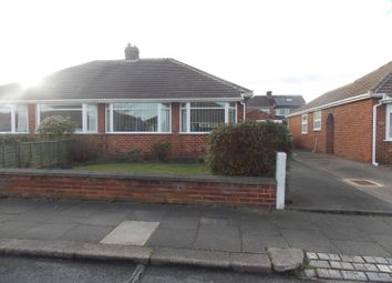 Thumbnail 2 bed bungalow to rent in Draycott Avenue, Middlesbrough