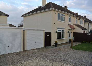 Thumbnail 3 bed semi-detached house for sale in Cheriton Road, Aylestone, Leicester