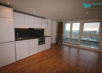 Thumbnail 1 bed flat to rent in Litmus Building, 195 Huntingdon Street, Nottingham