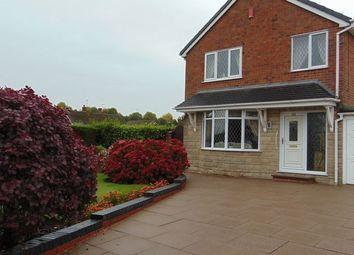 Thumbnail 3 bedroom property for sale in Elmwood Drive, Blythe Bridge, Stoke-On-Trent