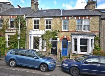 Thumbnail 4 bedroom terraced house for sale in Carlyle Road, Cambridge