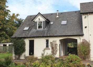 Thumbnail 2 bed flat to rent in Laggan, Crieff