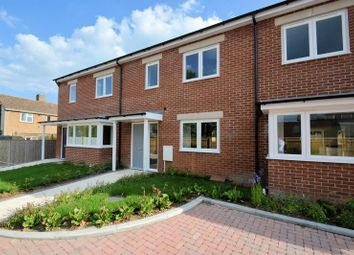 Thumbnail 2 bed terraced house for sale in Mereland Road, Didcot