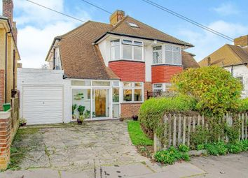 Thumbnail 3 bed semi-detached house for sale in Pleasant Grove, Shirley, Croydon, Surrey