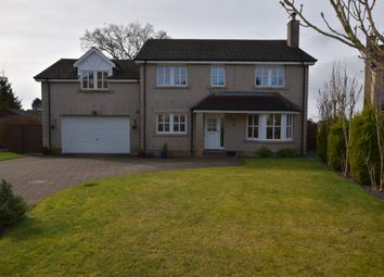 Thumbnail 5 bed detached house for sale in Croft Wynd, Milnathort, Kinross