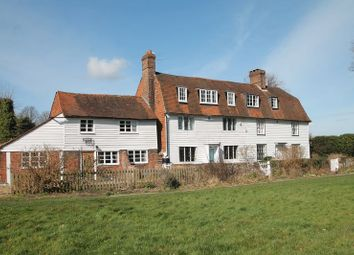 Thumbnail 5 bed semi-detached house for sale in The Green, Matfield, Tonbridge
