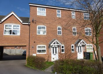 Thumbnail 4 bed town house for sale in Kernal Road, Hereford