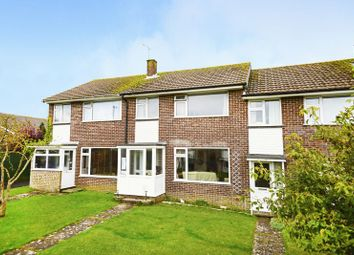 Thumbnail 3 bed terraced house to rent in Rampart Walk, Dorchester
