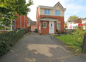 Thumbnail 3 bed detached house for sale in Pinewood Road, Winsford