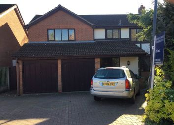 Thumbnail 4 bedroom property to rent in Orchid Way, Rugby