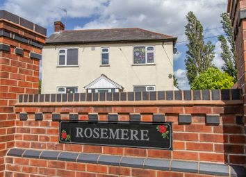 Thumbnail 3 bed detached house for sale in Hinckley Road, Wolvey