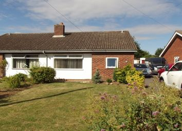 Thumbnail 2 bed bungalow to rent in Holme Court Avenue, Biggleswade