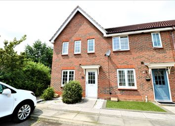Thumbnail 2 bed end terrace house to rent in Frobisher Gardens, Chafford Hundred, Grays