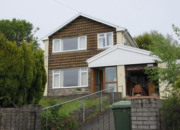 Thumbnail 3 bed detached house for sale in Pen-Y-Cwm, Abertysswg