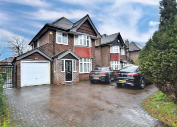 Thumbnail 3 bed detached house for sale in Washway Road, Sale