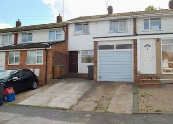 Thumbnail 3 bed terraced house to rent in The Firs, Daventry, Northants