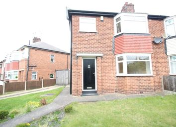 Thumbnail 3 bed semi-detached house for sale in 12, Raines Avenue, Worksop