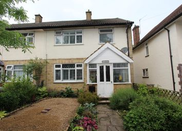 Thumbnail 3 bed semi-detached house to rent in Carshalton Park Road, Carshalton Beeches