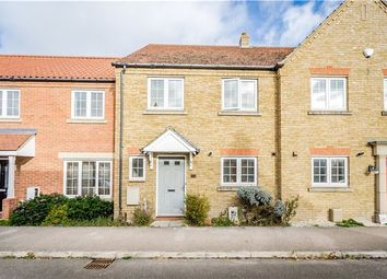 Thumbnail 3 bed terraced house for sale in Highfield Drive, Littleport, Ely