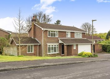 The Ridings, Liss GU33. 4 bed detached house for sale