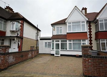 Thumbnail 5 bedroom semi-detached house for sale in The Dene, Wembley, Middlesex
