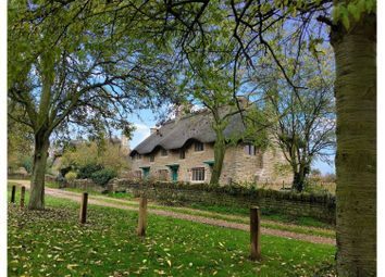 Thumbnail 3 bed cottage for sale in Ashton, Oundle