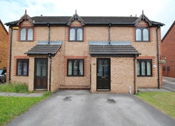 Thumbnail 2 bed town house for sale in Wildene Drive, Mexborough