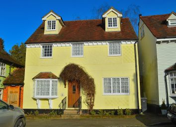 Thumbnail 4 bed detached house to rent in Orange Street, Thaxted, Dunmow