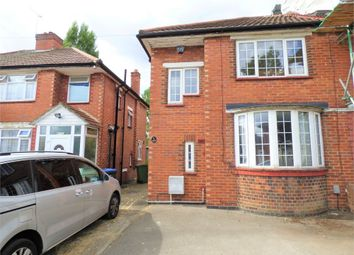 Thumbnail 3 bed semi-detached house for sale in Carlyon Road, Wembley, Greater London