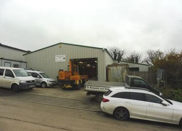 Thumbnail Light industrial for sale in Miller Business Park, Unit 8, Station Road, Liskeard, Cornwall