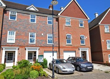 Elvetham Crescent, Fleet GU51. 4 bed town house