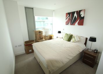 Thumbnail 2 bed flat to rent in Landmark East Tower, Canary Wharf