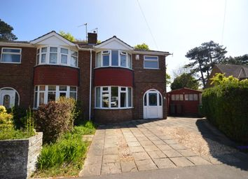 Thumbnail 3 bed semi-detached house to rent in Park Avenue, Lincoln