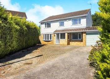 Thumbnail 5 bed detached house for sale in Glastonbury Road, Sully, Penarth