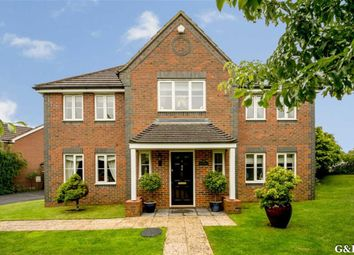 Thumbnail 5 bed detached house for sale in Lodgewood Drive, Orchard Heights, Ashford
