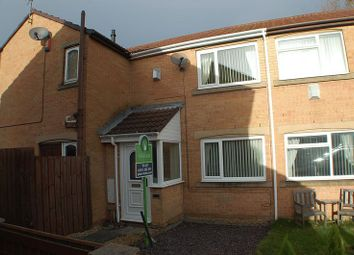 Thumbnail 1 bed terraced house for sale in Littondale, Wallsend