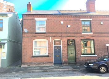 Thumbnail 4 bed end terrace house to rent in Bank Street, Walsall
