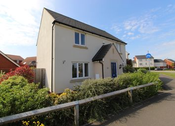 4 bed detached house for sale in Mayfield Way, Cranbrook, Exeter EX5