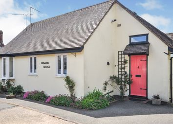Thumbnail 2 bed semi-detached bungalow for sale in Magdalen Green, Thaxted, Dunmow