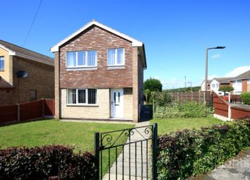 Thumbnail 3 bed detached house for sale in Holly Dene, Armthorpe, Doncaster
