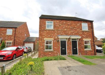Thumbnail 2 bedroom semi-detached house for sale in Oak Way, Selby
